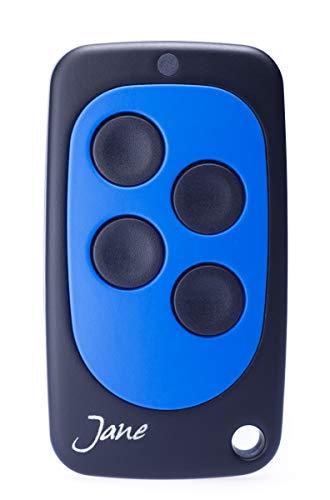 Universal Handsender 433-868 MHz Fernbedienung Garagentoröffner Garagentor - Blau