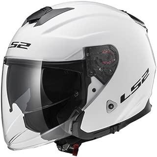 Titanium LS2 305611007M Helmet Size M