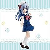 Geyang Figura De Anime Japonés ¿la Orden Es Un Conejo? Hoto Kokoa/Kafuu Chino Figura De Acción De PVC Juguetes De Modelos Coleccionables para Niños 2