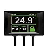 UK Design and Manufacture Touch Screen Thermostat 5 Year Warranty Dimming or Pulse Control