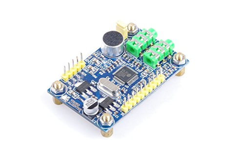 VS1053 MP3 Module Development Board (On-board voice recording)