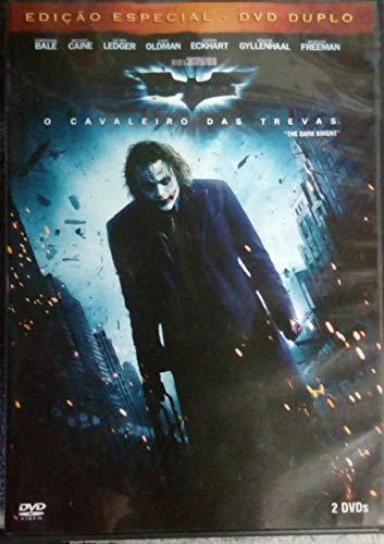 BATMAN - O CAVALEIRO DAS TREVAS 2 dvds