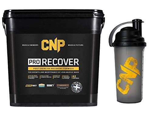 CNP Professional Recover - Chocolate, 5kg, with 700ml CNP Shaker