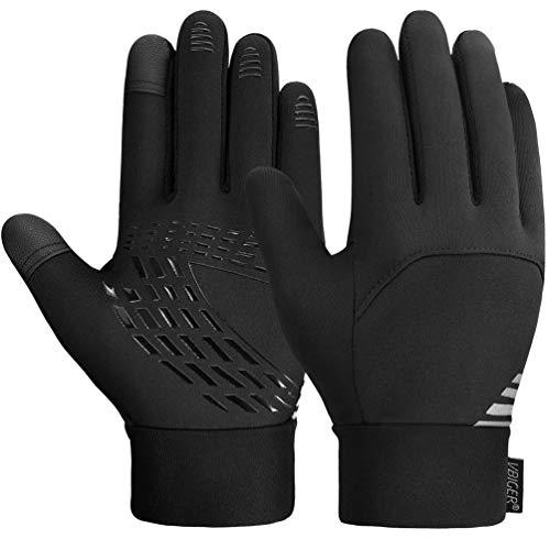 VBIGER Kids Winter Gloves Boys Girls Bike Gloves Sports Gloves Warm Gloves Touch Screen Gloves for Children 6-12 Years