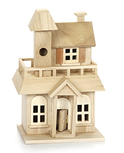 craft bird houses - 4