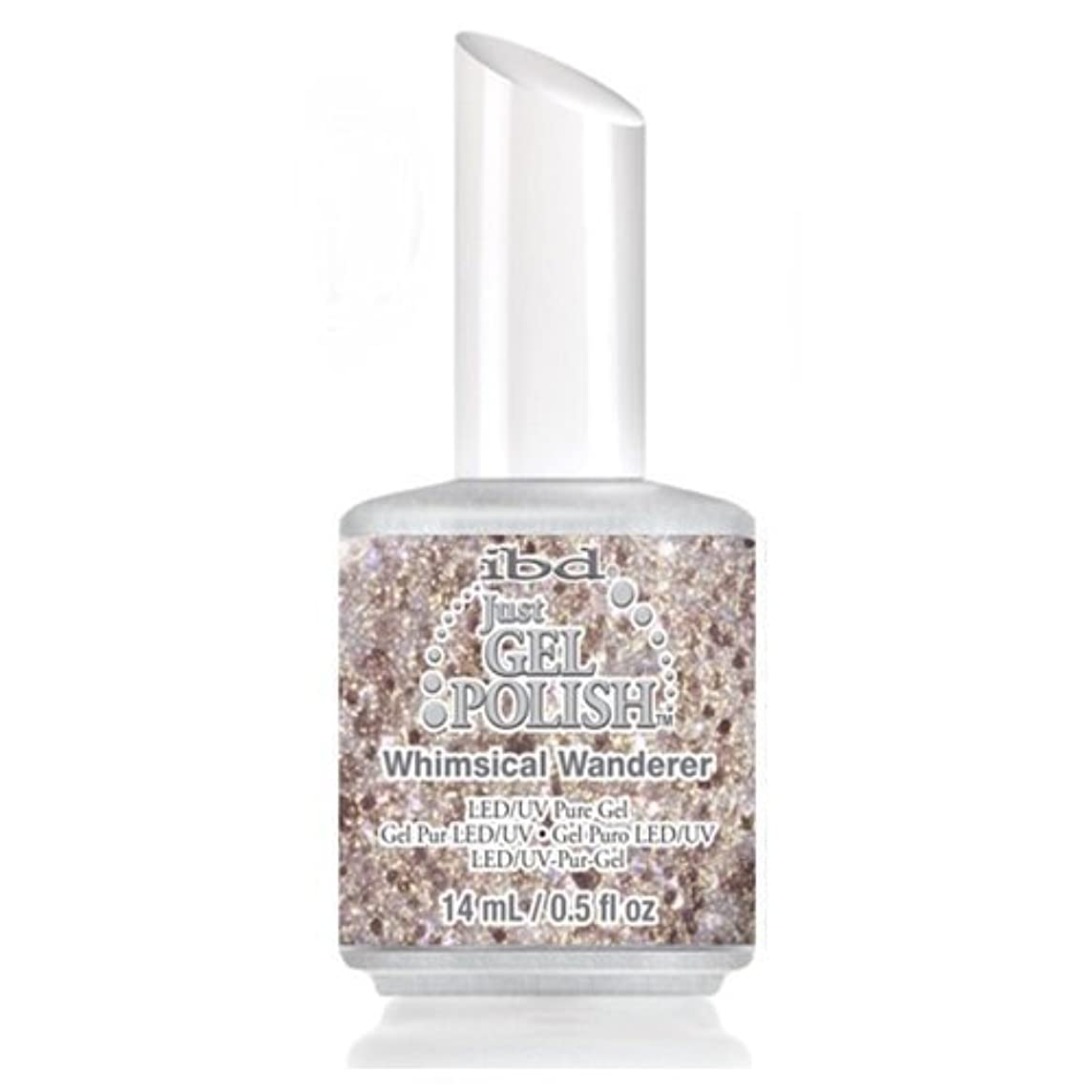 アシスタント気絶させる子豚IBD Just Gel Polish 0.5oz/ 14ml - Pick Any Color (IBD57061 - Whimsical Wanderer) by IBD