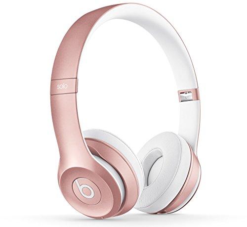 Beats Solo2 Wireless Kopfhörer - Rose Gold