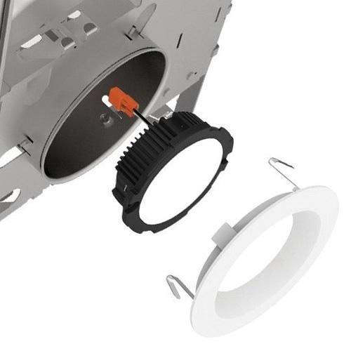 DMF Lighting DRD2M7930 General New Construction Flood Optics LED Recessed Down Light Module 120/277 Volt 93+ CRI 3000K 750 Lumens