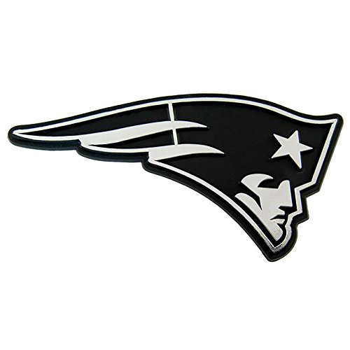 New England Patriots Team Logo Worldmark 3D Car Auto Chrome Emblem