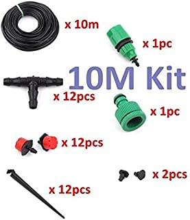 ODIN-Watering Kits - NuoNuoWell 10M 20M 30M Drip Irrigation System Automatic Garden Watering Kits With Micro Adjustable Dr...