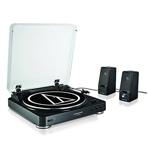 Audio-Technica AT-LP60-USB Giradischi con Trazione a...