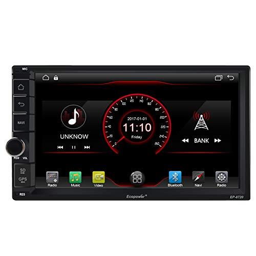 Autosion Android 10 Car Radio Système de navigation GPS pour Nissan Pathfinder/Nissan Frontier/Nissan Versa/Nissan Murano/Nissan 350Z/Nissan Sentra