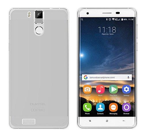 Tumundosmartphone Funda Gel TPU para OUKITEL K6000 / K6000 Pro Color...