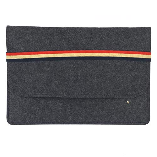 Mazu Homee, inch felt tablet case for 12.9 inch iPad Pro 2020 / 12.4 inch Surface Laptop Go / 12.3 inch Surface Pro 7/13 inch Surface Pro X / 13.4 inch DELL XPS 13 /-more colors