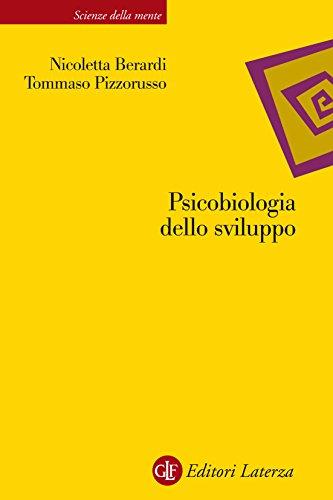 Psicobiologia dello sviluppo: Una introduzione