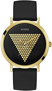 Guess Casual Watch for Women, Silicone, W1161G1
