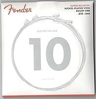 【国内正規品】Fender SUPER BULLETS 3250R (10-46) [エレキギター弦]