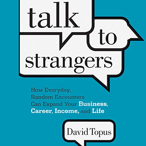 Talk to Strangers  By  cover art