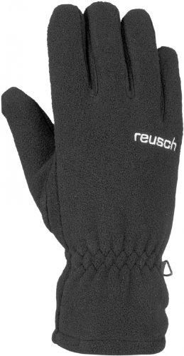 Reusch Fleece Handschuhe schwarz 10