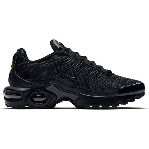 Nike Air Max Plus (Gs) - black/black-black, Größe:6Y