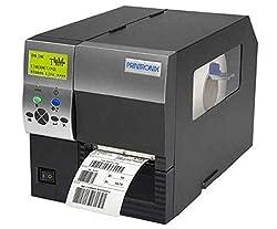 "Printronix T4M Series Monochrome Desktop Thermal Label Printer, 10 in/s Print Speed, 305 dpi Print Resolution, 4.1"" Print Width, 110/220V AC"
