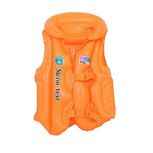 Swee Kinder Schwimmweste Rettungsweste Kajak Ski Auftrieb Angeln Wasserrettung Kinder Tauchtraining Atmungsaktiv Leichter Gummi Auftrieb Kinder/Erwachsene Kinder Schwimmwesten