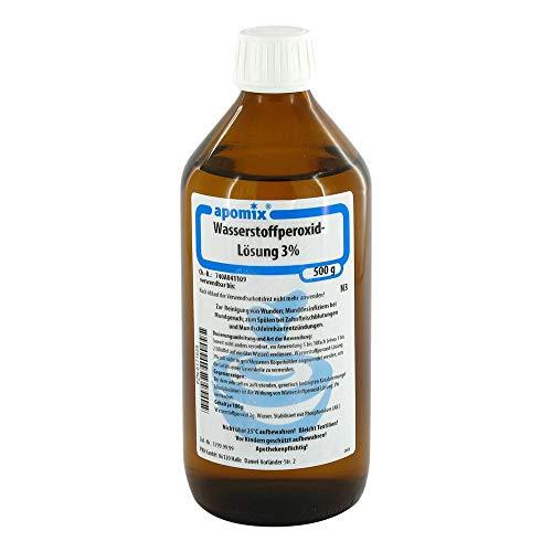 Wasserstoffperoxid 3% DAB 10 L�sung, 500 g