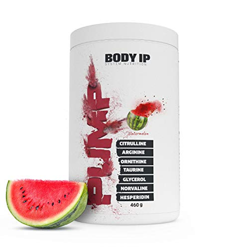 Simons Perfect Pump Booster | Watermelon | Pre Workout Supplement ohne Koffein 460g | Citrullin, Arginin, Ornithin, GlyceroMax®, Norvalin, Hesperidin
