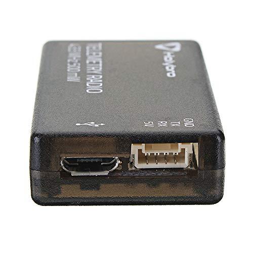 Zantec PIXHawk 4 Flight Controller, Holybro 433MHz 915MHz 500mW Transceiver Funk-Telemetrieset V3 für PIXHawk 4 Flight Controller 915MHZ KSX3214