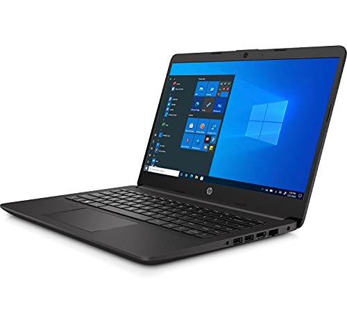Portátil HP 240 G8, Intel i3-1005G1 (1.2GHz), Pantalla 14.0' FHD AG LED, RAM 8GB, SSD 256GB PCIe NVMe, WiFi, Bluetooth, Win10 Pro64, 1 Año de Garantía