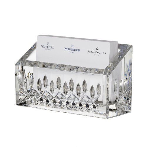Waterford Crystal Business Card Holder