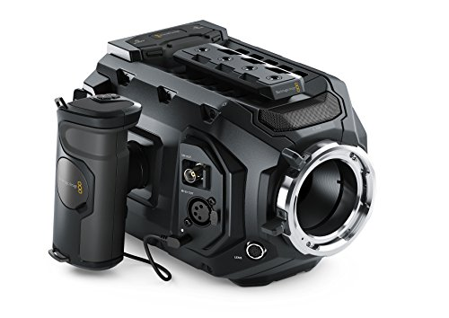Blackmagic Design URSA Mini 4.6K Camera with PL Mount, 4K Super 35 Sensor and 15 Stops of Dynamic Range