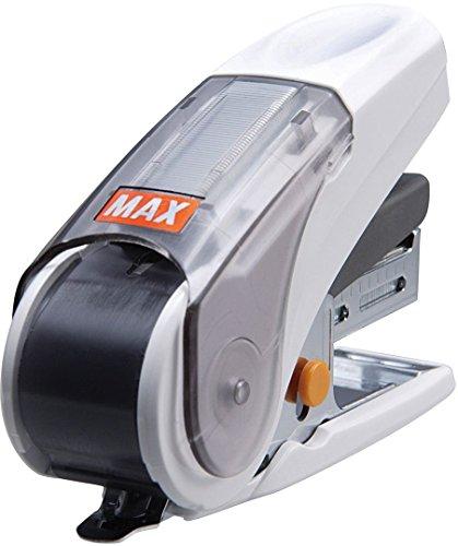 "Max ""SAKURI FLAT"" Stapler (Flat Clinch) [White] [Japan Import] Photo #7"
