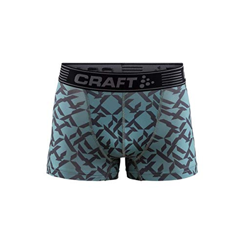Craft Greatness Boxer 3-inch Hommes Culottes S Vert S
