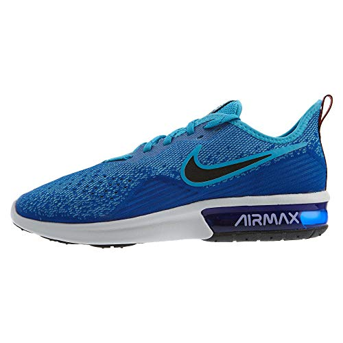 Nike Air Max Sequent 4 Indigo Force/Black Mens Style: AO4485-401 Size: 8.5