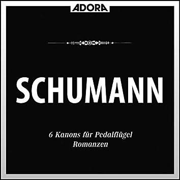 Schumann: Ouvetüre, Op 52 - 6 Kanons, Op. 56 - Romanzen, Op. 28