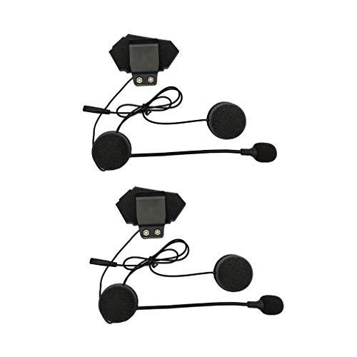 balikha 2Pcs Bluetooth 4.0 Auriculares Inalámbricos Auriculares Manos Libres