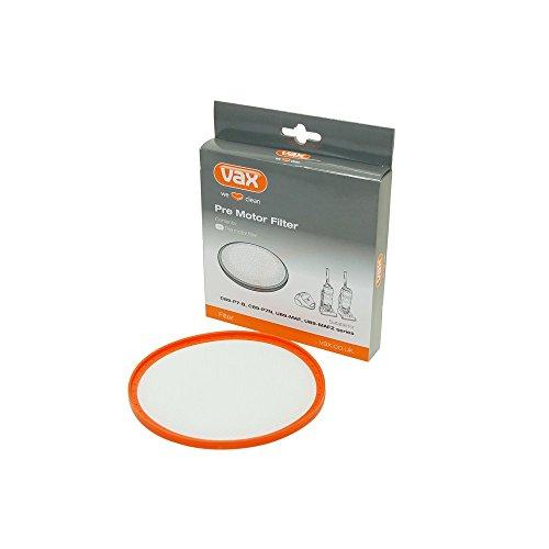 Vax 1-7-130852-00 Vormotorfilter, Kunststoff