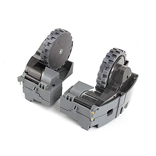 Right and Left Drive Wheel Module Pair for iRobot Roomba 800 900 Series Interchangeable 880 980 960 860 864