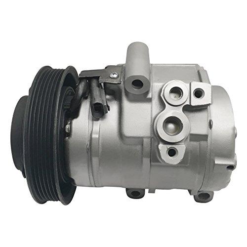 09 hummer h3 ac compressor - 3