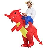 TOLOCO Inflatable Dinosaur Costume for...