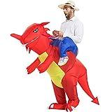 TOLOCO Inflatable Dinosaur...