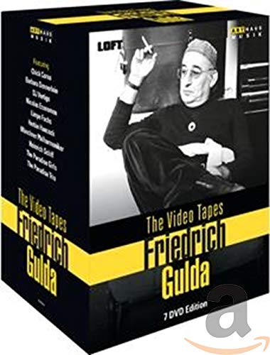 Friedrich Gulda - The Video Tapes [7 DVDs]