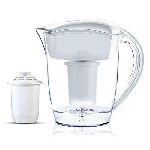 Santevia Water Systems Alkaline Water Pitcher...