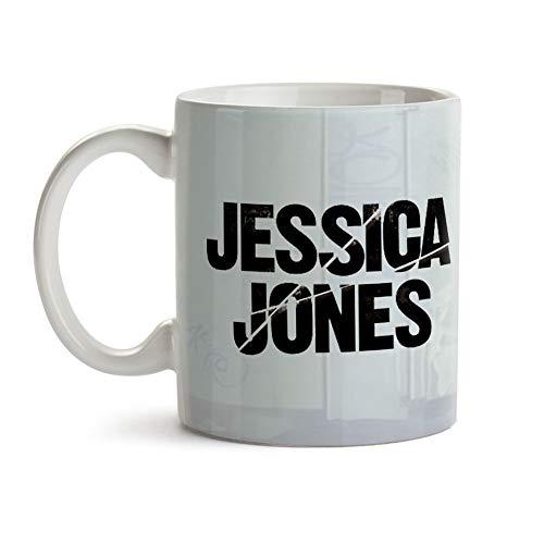 Caneca Jessica Jones Logo