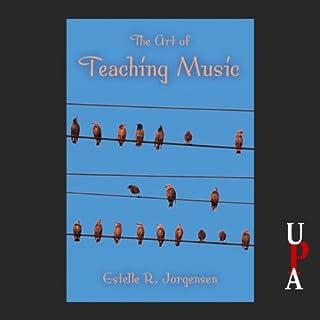 The Art of Teaching Music audiobook cover art