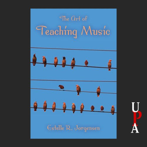 The Art of Teaching Music audiobook cover art