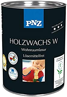 PNZ Holz-Wachs W farblos, 0,75 L