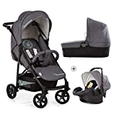 Hauck/Rapid 4X Plus Trio Set/Trio Passeggino Disney/Ovetto...
