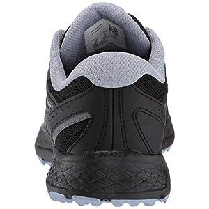 Saucony Women's Cohesion TR13 Running Shoe, Black/Grey/Blue, 9